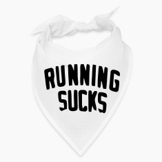 RUNNING SUCKS Caps