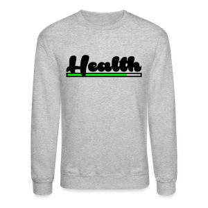 Health Bar Sweater - Crewneck Sweatshirt