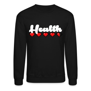Health Hearts Sweater - Crewneck Sweatshirt