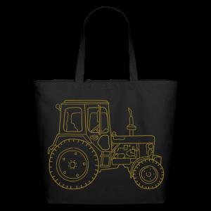Tractor - Eco-Friendly Cotton Tote