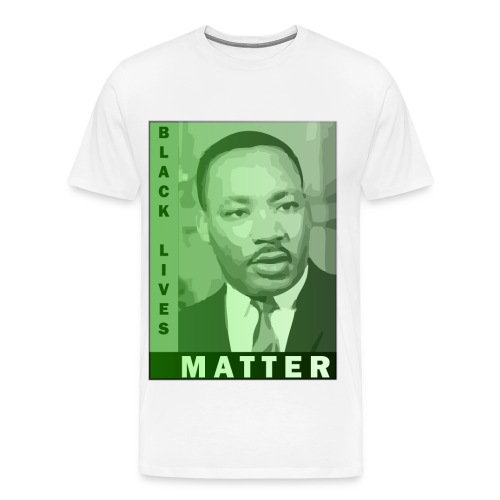 King Stamp (PS) - Men's Premium T-Shirt