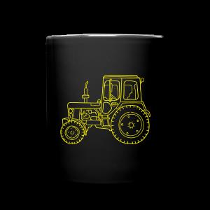 Tractor - Full Color Mug