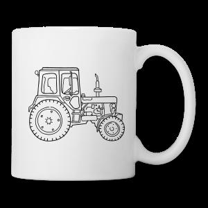 Tractor - Coffee/Tea Mug