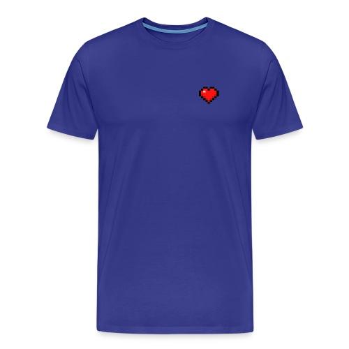 Health Heart Tee - Men's Premium T-Shirt