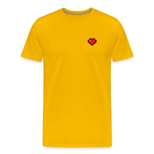 Health Heart Tee - Men's Premium T-Shirt