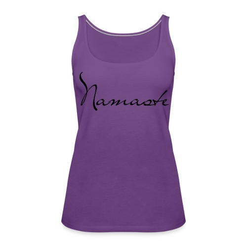 Namaste - Women's Premium Tank Top