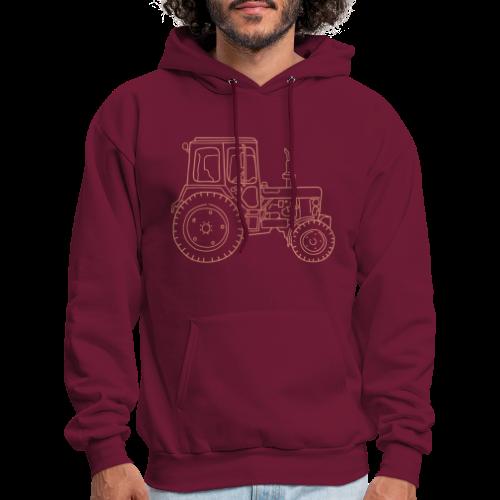 Tractor - Men's Hoodie