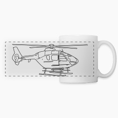 Helicopter Mugs & Drinkware