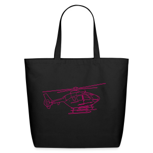 Helicopter - Eco-Friendly Cotton Tote