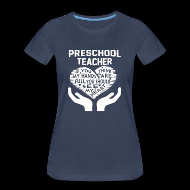 Preschool Teacher T Shirt Spreadshirt
