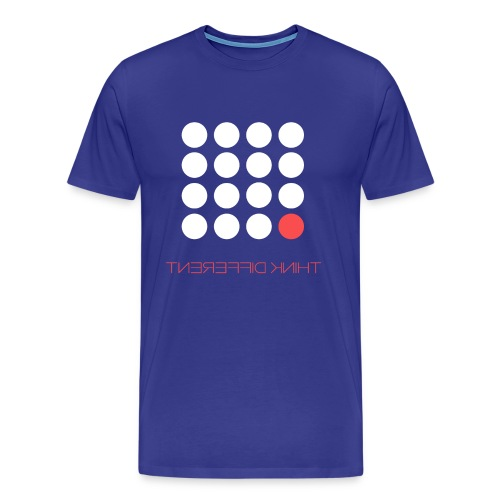 Think Different Bright Mango - Men's Premium T-Shirt