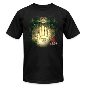 Rare Horror Occult - Men's Fine Jersey T-Shirt