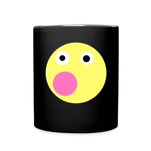 Shocked Coffee Mug - Full Color Mug