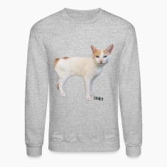 Crewneck Sweatshirt with Full Body Design by Chapy