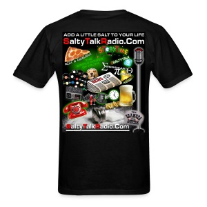 SaltyTalk SaltShaker Tee - Men's T-Shirt