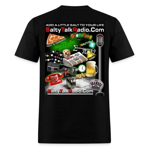 SaltyTalk SaltShaker Tee - Men's T-Shirt