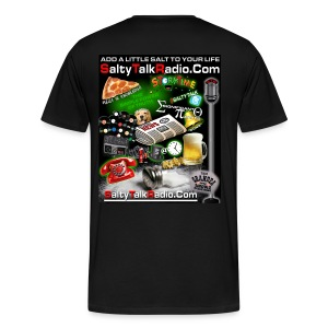 Saltys-SaltShaker Tee (Up To 5XL) - Men's Premium T-Shirt
