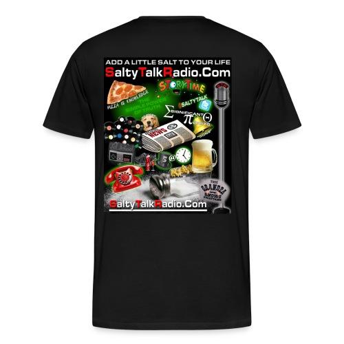 Saltys-SaltShaker Tee (Up To 5XL) - Men's Premium T-Shirt