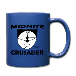 Midnite Crusader Coffee Mug - Full Color Mug