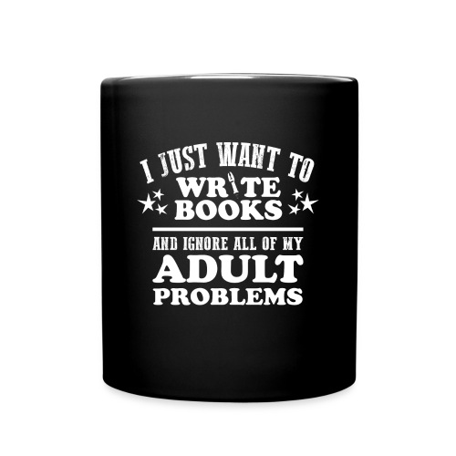 Writer Mug - Full Color Mug