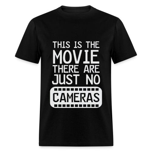 Life's a Movie - Flix and Shirts - Men's T-Shirt