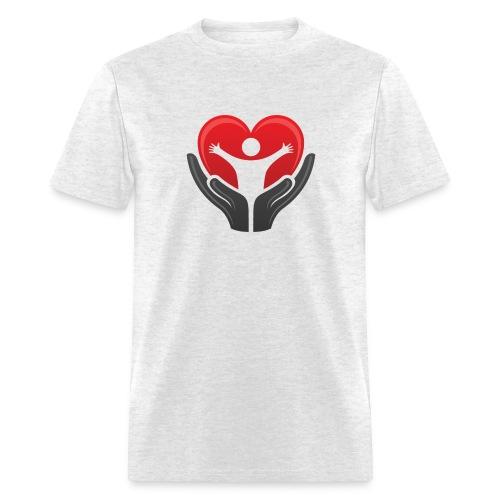 Men's tshirt with logo - Men's T-Shirt