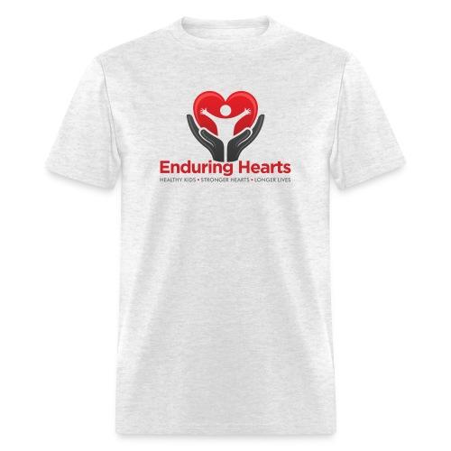 Men's tshirt with text - Men's T-Shirt