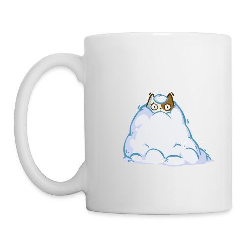 Snowcat — Friday Cat №40 - Coffee/Tea Mug