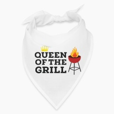 Queen of the grill Caps