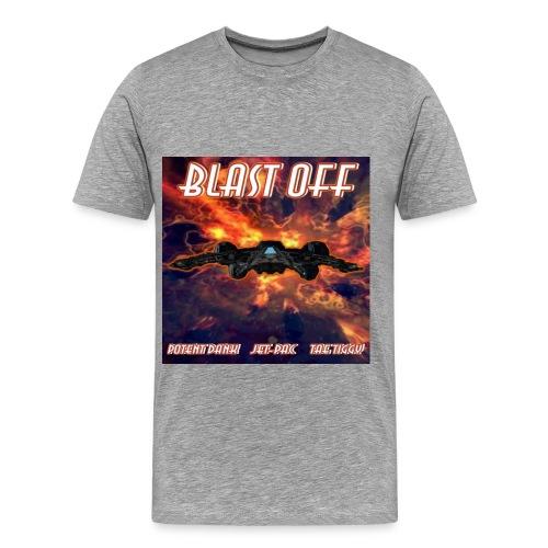 BLAST OFF TEE - Men's Premium T-Shirt