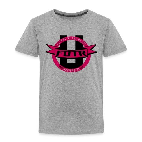 FOTR U tee - Toddler Premium T-Shirt