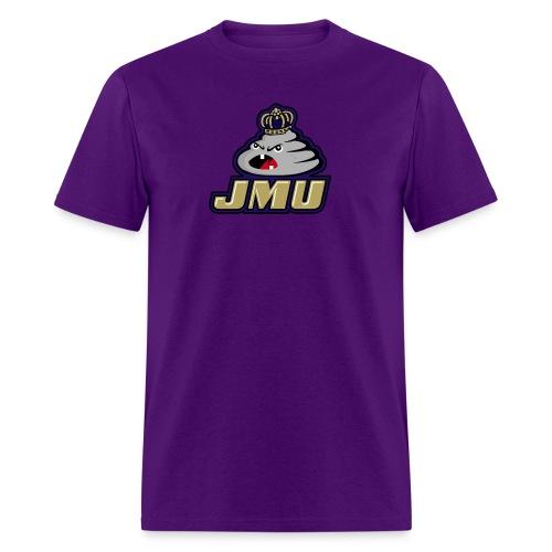 JMU Dooks [Parody Logo] - Men's T-Shirt