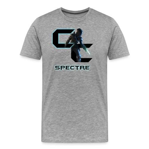 CuBe Spectre T-Shirt - Men's Premium T-Shirt