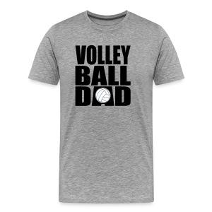 Volleyball Dad - Men's Premium T-Shirt