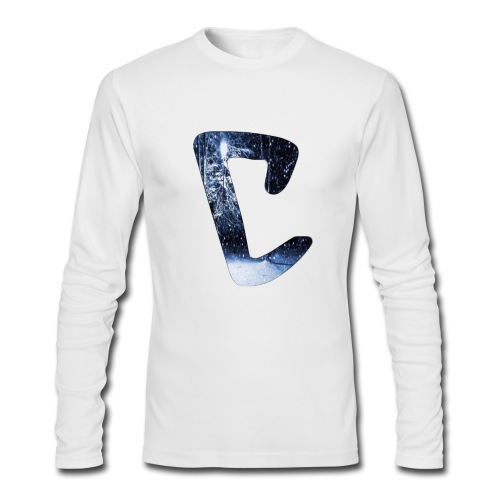 Blizzard Long Sleeve Mens - Men's Long Sleeve T-Shirt by Next Level