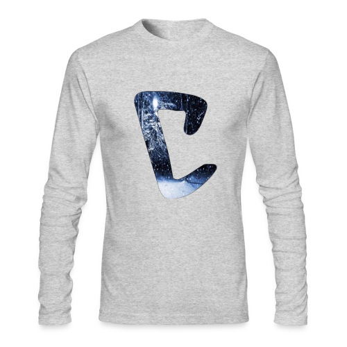 Blizzard Long Sleeve Mens - Men's Long Sleeve T-Shirt by Next Level