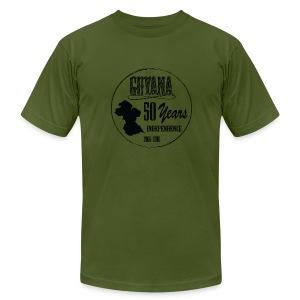 Guyana t shirt - Men's Fine Jersey T-Shirt
