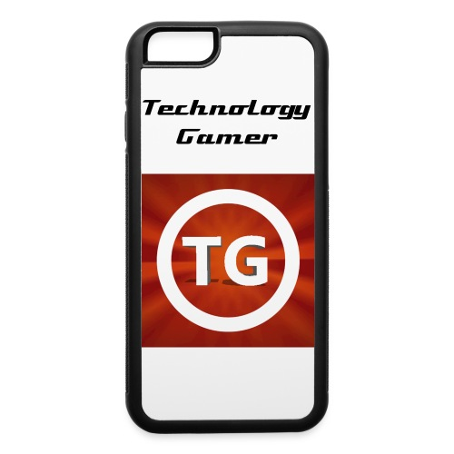 Technology Gamer - iPhone 6/6s Rubber Case