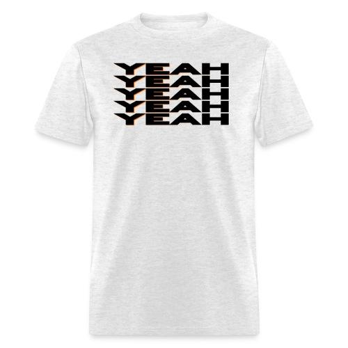 Fred Yeah 5x - Men's T-Shirt