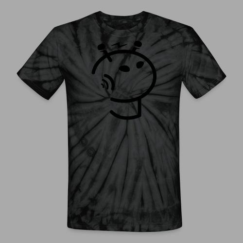 Tie Dye Logo - Unisex Tie Dye T-Shirt