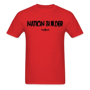#NationBuilder - Men's T-Shirt