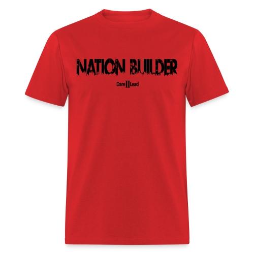 #NationBuilder (Men's Tee) - Men's T-Shirt