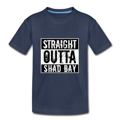 Straight Outta Shad Bay Kids T-Shirt - Kids' Premium T-Shirt