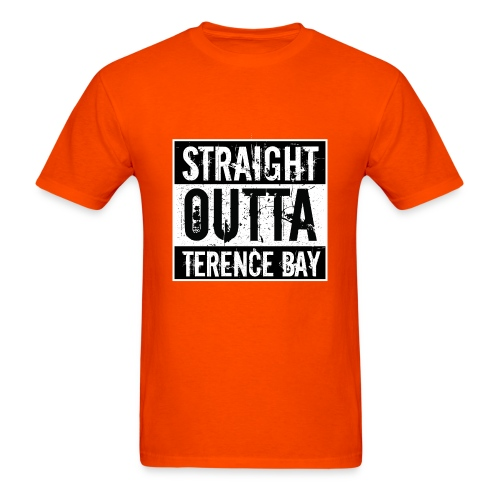 Straight Outta Terence Bay Men's Classic T-Shirt - Men's T-Shirt