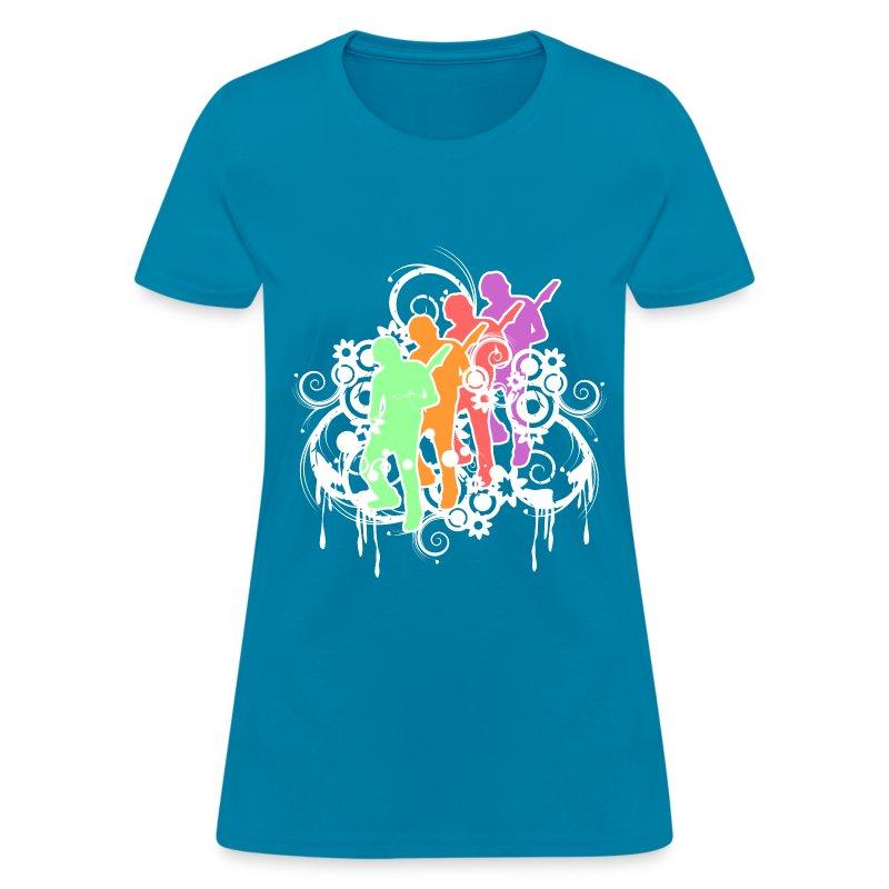 Rock On - W - Women's T-Shirt