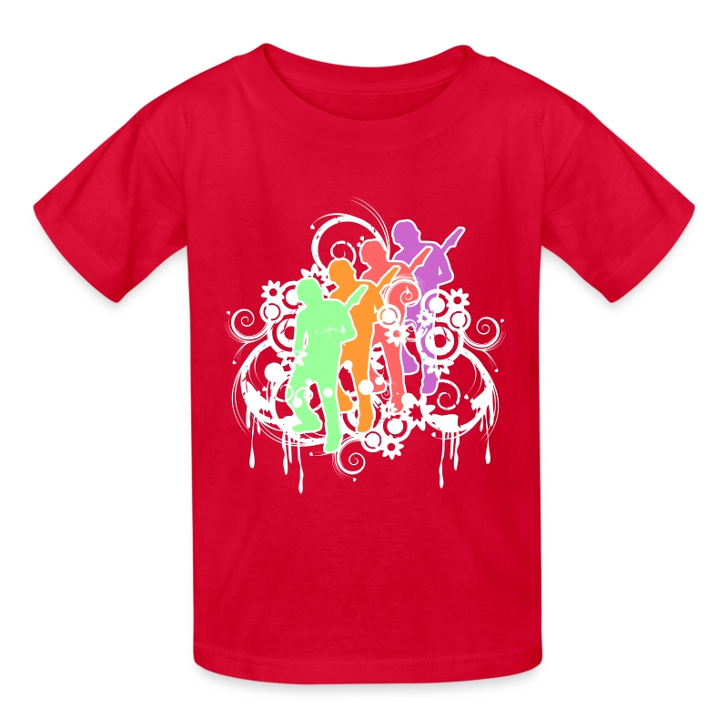 Rock On - Kids' T-Shirt