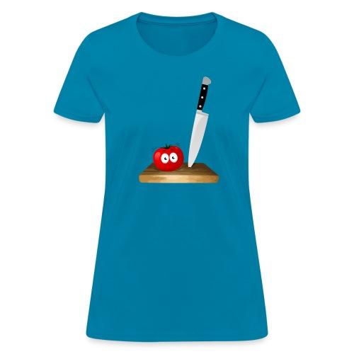 Veggie Nightmare - W - Women's T-Shirt