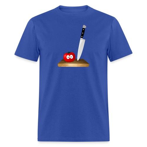 Veggie Nightmare - M - Men's T-Shirt