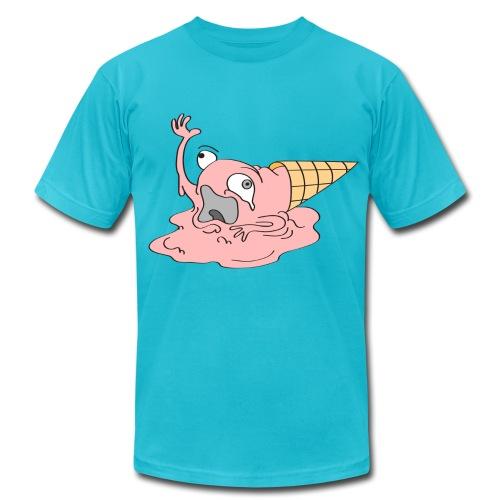Sir Melts Alot - Men's  Jersey T-Shirt