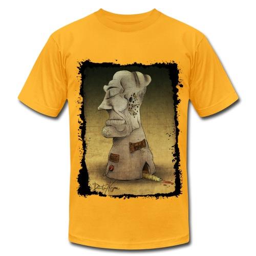 The Totem Building - Men's Fine Jersey T-Shirt